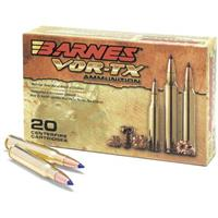 Barnes VOR-TX, .300 Remington Ultra Magnum, TTSX-BT, 180 Grain, 20 Rounds
