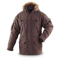 Guide Gear® Sueded Parka, Brown