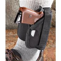 Pro-Tech® Pistol Ankle Holster, Black