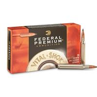 Federal Premium Vital-Shok, .280 Rem., 140 Grain Trophy Copper,  BT, 20 Rounds