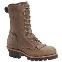 Men's Carolina® 10 inch 400-gram GORE-TEX® Steel Toe Logger Work Boots