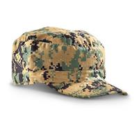 2 HQ ISSUE™ BDU Military-style Combat Hats, Digital Woodland