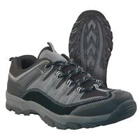 "Men's Itasca® Bridgeport 4"" Low Hikers, Black / Grey"