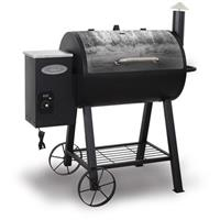 Teton Grill Co. Grand Series Trout Pellet Cooking / Smoking Grill