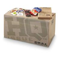 12 HQ ISSUE Instant MRE Meals