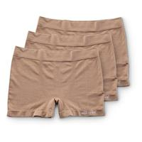 3 Mil-Tec® Compression Shorts, Coyote