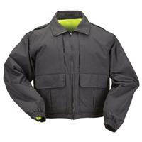 5.11 Tactical® Reversible High-visibility Duty Jacket, Black
