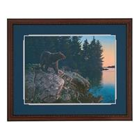 """Evening Calm"" By Al Agnew Signed Limited Edition"