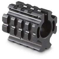 Sniper® Low-profile Quad Rail Gas Block