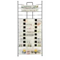 Organized Fishing 14-Box Capacity Utility Box Wire Rack