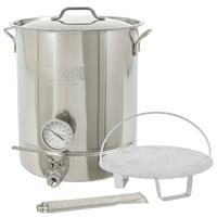 Bayou™ 10-Gal. Complete Brew Kettle Set