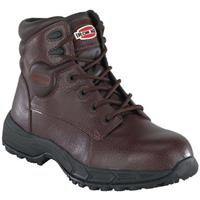 Men's Iron Age® 6 inch Steel Toe Sport Boots, Brown