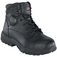 Men's Iron Age® 6 inch Steel Toe Sport Boots, Black