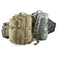 Red Rock® Large Assault Pack • In Front: Coyote Tan • 3,080-cu. in. capacity