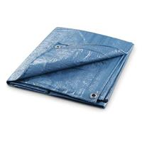 4-Pk. of 9x9' Polyethylene Tarps