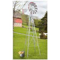 CASTLECREEK Windmill / Weather Station