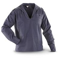 New Russian Military Sailor Middy Shirt, Navy