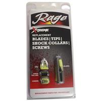 Rage™ X-Treme Expandable 100 Broadhead Replacement Blade