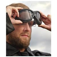 2-Pk. of BigBen™ Over Glasses Polycarbonate Goggles, Smoke