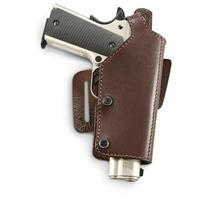 Cebeci® Leather CLP Holster, Brown