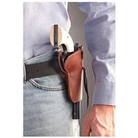 Western Style Black Hawk Belt Slide Holster