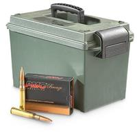 100 rds. PMC; Bronze Line .50 BMG 660 Grain FMJ Boat-Tail Ammo