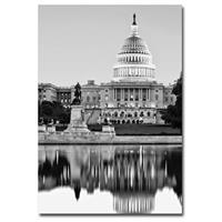 """Capitol Reflections II"" Canvas Art by Gregory Ohanlon"