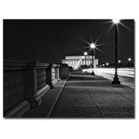 """Lincoln Memorial"" Canvas Art by Gregory Ohanlon"