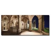 """National Cathedral"" Canvas Art by Gregory Ohanlon"