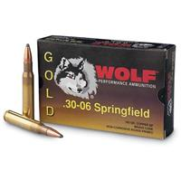 Wolf® Gold Line Rifle Ammo