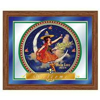 Miller High Life® Girl in the Moon Mirror