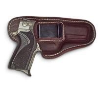 Bluestone Belt Clip In-the-Pants Holster, Brown