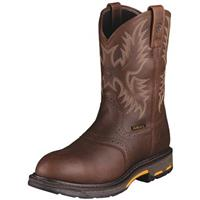 Men's Ariat® WorkHog™ H2O Composite Toe Waterproof Cowboy Boots