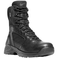 Men's 8 inch Danner® Kinetic Side-zip GTX® Uniform Boots, Black