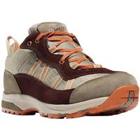 Women's Danner® 3 inch St. Helens Low GORE-TEX® XCR® Hiking Boots, Brown / Orange