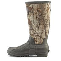 "Guide Gear Men's 15"" Rubber Boots, 800 Gram Thinsulate Ultra, Realtree AP Camo"