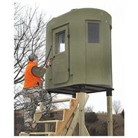 Banks Outdoors® The Stump 2 Tower-style Deer Stand