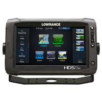 Lowrance® HDS-9m Gen 2 Touchscreen GPS Chartplotter with Insight USA™ Maps