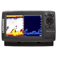 Lowrance® Elite-7X HDI Color Fishfinder