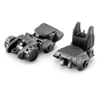 Sniper Flip-up AR15 Sight Set