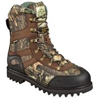 "Men's 8"" Waterproof Breathable Wood 'N' Stream™ Camo Interceptor 600-grams Thinsulate™ Ultra Insulation Boots"