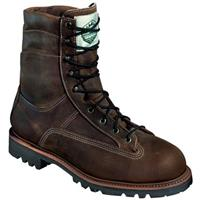 "Men's 9"" Waterproof Breathable Wood 'N' Stream™ 800-gram Thinsulate™ Ultra Insulation Navigator Boots, Black Walnut"