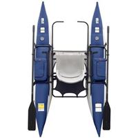 Classic® Roanoke 8 foot Inflatable Pontoon