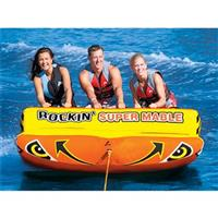 Sportsstuff® Rockin' Mable 3-person Towable Tube