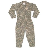 Fox Tactical™ Air Force Zippered Coveralls, Army Digital