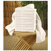 10-Pk. of Cotton Terry Towels