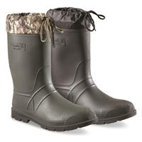 Kamik Men's Sportsman Insulated Rubber Boots