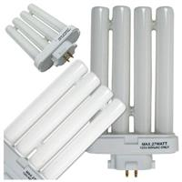 4-Pk. of 27W Bulbs for Quality Living Sunlight Lamps
