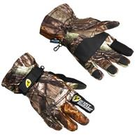 Youth's ScentBlocker® RainBlocker® Waterproof Thinsulate™ Insulation Camo Gloves, Realtree Xtra