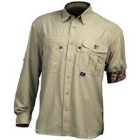 ScentBlocker Recon Lifestyle Long-sleeved Camo Shirt